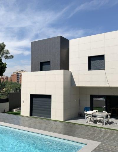 castellarnau - casa unifamiliar construccion sabadell new carsi